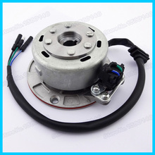 Pit Dirt Bike Magneto Stator Rotor Kit Without Light For YX 140cc 150cc 160cc Pit Dirt Bike PitsterPro Stomp Motocross(China)