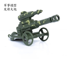 Hook rocket missile launch manufacturers selling bulk, military sand table model of world war ii battle scenes equipment(China)