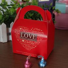 Cheap Wedding Favor Boxes Creative Portable Wedding Candy Box Casamento Event Favors and Gifts Boxes 50pcs/lot