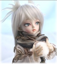 Free shipping !free makeup&eyes included!top quality 1/6 bjd doll baby toy SOOM MD/JAN Taco Dolomi Sweet Snow blue dragon white