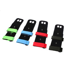 YOSOO Fitness Weight Lifting Glove Straps Gym Weightlifting Wrist Belt Wraps Support Gym Exercise Body building Barbell Dumbbell