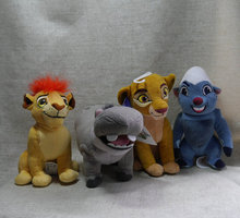 "IN HAND The Lion Guard Lion King Simba Kion Nala Bunga Beshte Fuli Stuffed plush doll 16cm 7"" STUFFED TOY"
