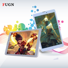 2K Screen 8 inch IPS Original FUGN Android Phone Tablets Octa Core 4GB RAM GPS 3G SIM Card WiFi 8'' Tablet PC With OTG Keyboard