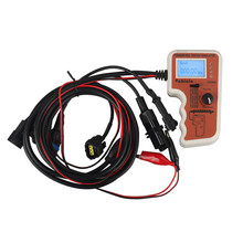 CR508 Common Rail Pressure Tester and Simulator CR 508 Test Rail Pressure Functions