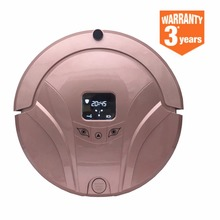 FR-FOX Robot Vacuum Cleaner House Carpet Floor Anti Collision Anti Fall,Self Charge,Remote Control,Auto Clean,Time schedule