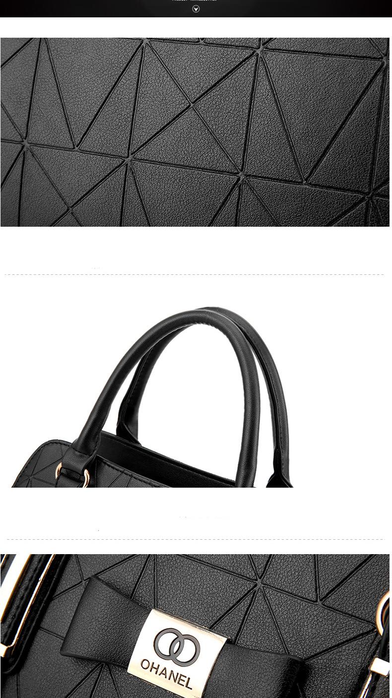 MICKY KEN Hot Sale Fashion Women Leather Handbag 18