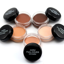 Professional Camuflagem Concealer Cosmetic Palette Waterproof Full Cover Color Corrector Make Up Contouring Face Concealer