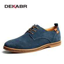 Buy Plus Big Size 38-48 Men Shoes Leather Oxfords Casual Shoes Men's Flats Shoes Fashion Style High Suede Brand Men Shoes for $21.80 in AliExpress store