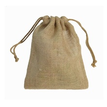 "1000pcs  Newest 10x15cm/3.9""x5.9"" Jute Burlap Drawstring Favor Bags For Candles Handmade Soap Wedding  Gift Packaging ZA1196"