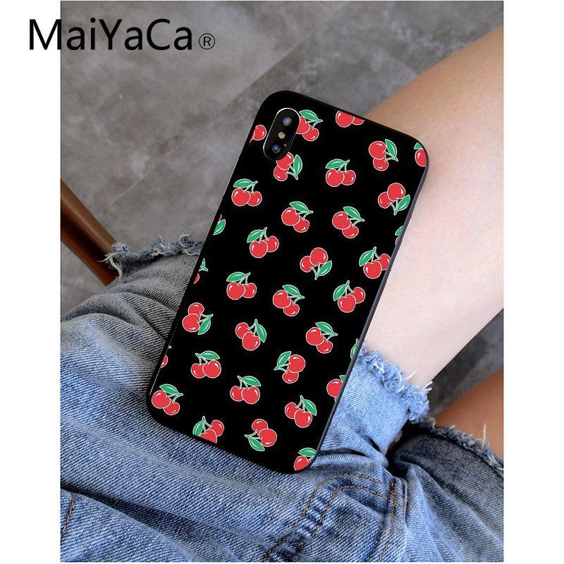 Delicious fruit cherries