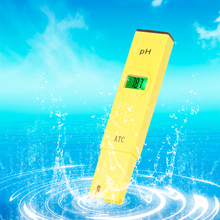 PH-2011 Pen-Type pH Meter Acidity Tester Water Quality analyser for aquarium +Temperature Compensation ATC Function +Backlight