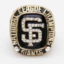 2002 san francisco giants national league championship ring