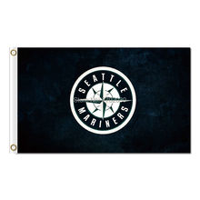 Seattle Mariners Flag Banner World Series Champions Baseball Cub Fan Team Flags 3x5 Ft 90x150cm Banners