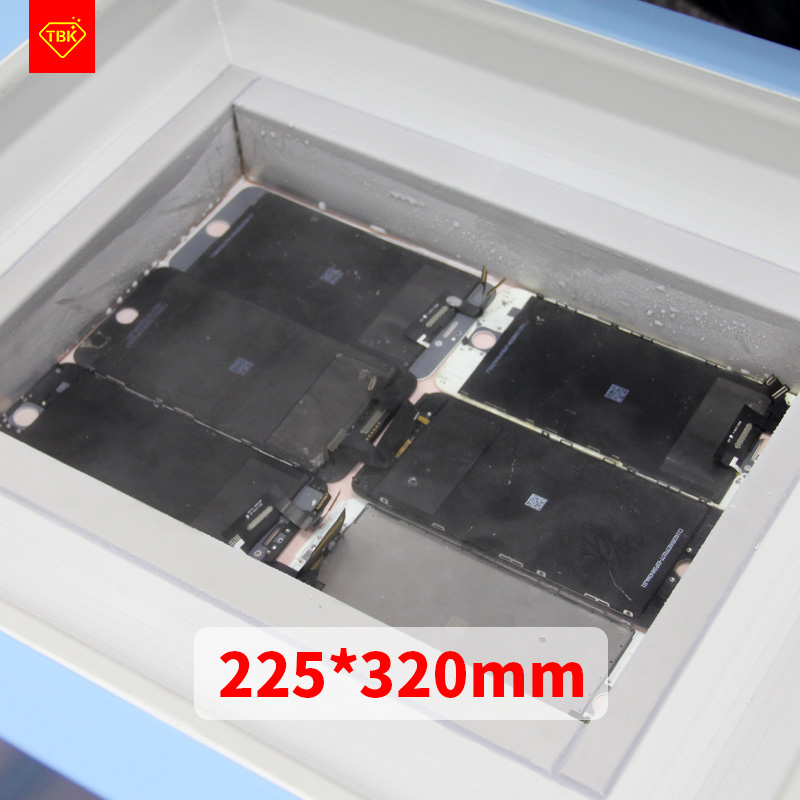 Frozen separator professional mass Freezing Machine TBK-598 for Samsung edge iPhone -150C LCD Touch Screen Separating Machine (6)