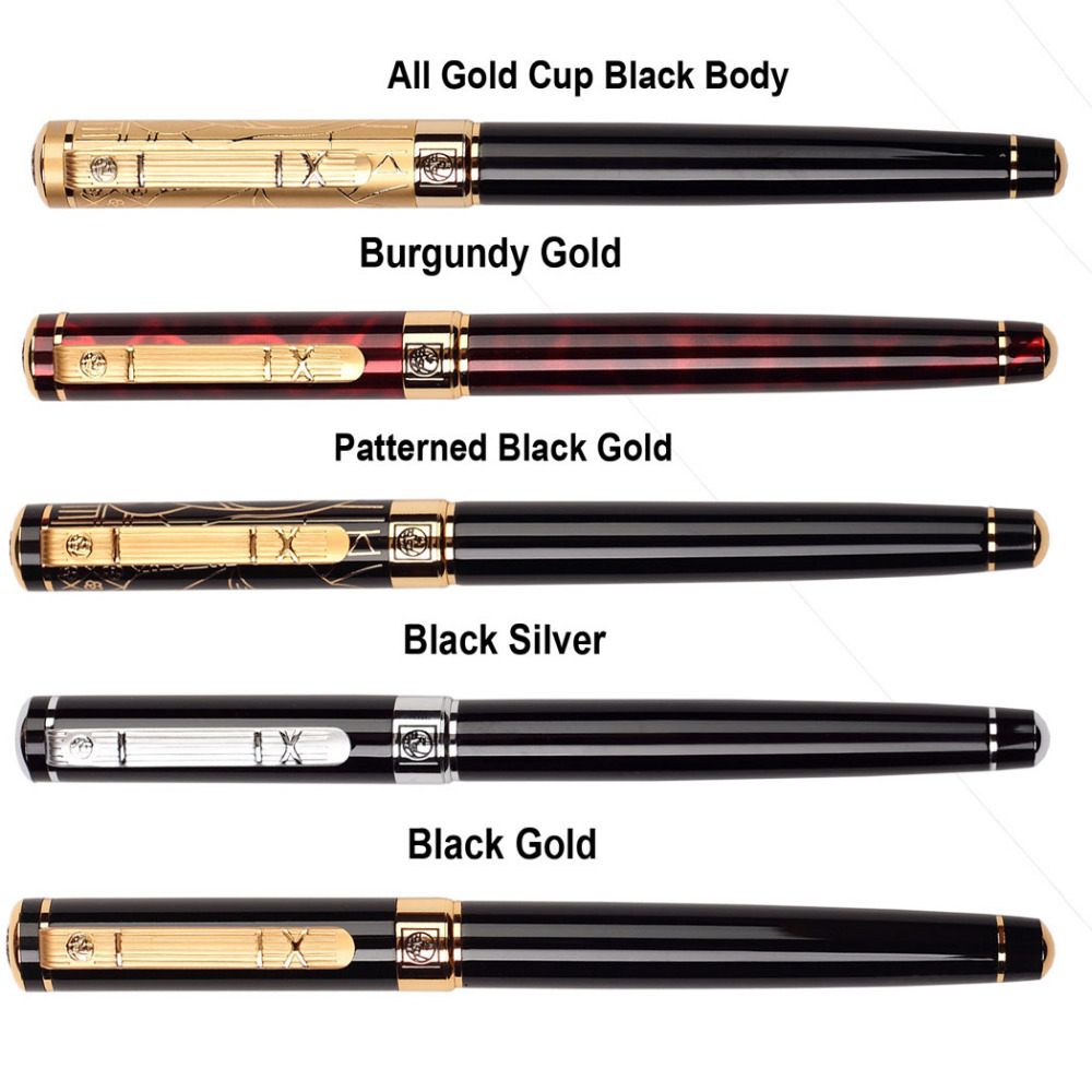 Fountain Pen RollerBall pen Picasso 902 nice gifts  5 colors to choose  Original Box wholesale  8pcs/lot   Free Shipping<br>