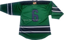 Custom made professional team design ice hockey jerseys(China)
