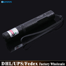 (Wholesale) 100pcs/lot 851 High Power Laser Pen 50MW Green Laser Pointer