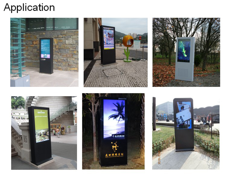 free standing outdoor digital signage5