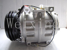 Car air conditioning compressor for Toyota Coaster Bus PV2 447220-0394