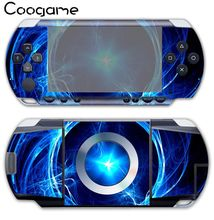 Cool Custom OEM Vinyl Stickers For Sony PSP 1000 Controller Skins Funny Pads For Play station Control Game Accessory