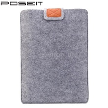 Fashion Ultra Thin Laptop Notebook Soft Wool Felt Sleeve Pouch Bag Cover Case for Macbook Pro 13 15 Inch Air 11 13 Inch