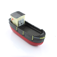 Children Thomas and friends trains thomas the tank engine boat ship die cast metal cartoon  models cars toys for kids Bulstrode
