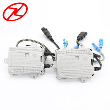 2pcs 24v 55w HID Xenon Slim Ballast Fast Start Quick Bright For truck boat Headlamp Light Control Unit Module