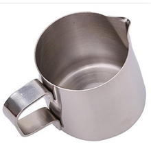 100ML Stainless Steel Espresso Coffee Milk Cup Mugs Caneca Thermo Frothing Pitcher Steaming Frothing Pitcher Home Kitchen Tool