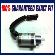 Wholesale 2848A275 Fuel Shutdown Solenoid Valve for PERKINS 12V HYSTER UB704 ENGINE(China)