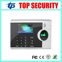 TCP/IP LAN WAN ADMS biometric fingerprint time attendance time clock optical fingerprint reader optional printer function(China)