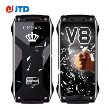 Original Vkworld V8 Cell Phone 32MB+32MB 1.63 inch Battery780mAh Android 4.3 Dual SIM Dual Standby Mobile Phone