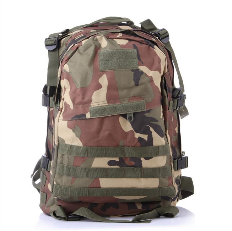 high quality Brand production of men canvas backpack bag mountaineering nylon camouflage shoulder bag medium school Travel Bags<br><br>Aliexpress