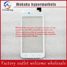 "white/black Original New Touch Screen For 6"" Best Buy Easy Phone 6 Smartphone Touch Panel digitizer Glass Sensor Free Shipping"