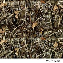 WDF12330 Decorative Material 10 square Width 1m camouflage water print film