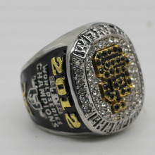 2012 San Francisco Giants Baseball world championship ring drop shipping
