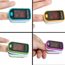New arrival! LED Finger Tip Pulse Oximeter Blood Oxygen Saturation SpO2 Monitor Test Tool