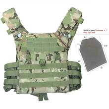 Tactical Vest Hunting Ammo Chest JPC Vest Gear Body Armor Multifunction Tactical Vest 4 Color Men CS Hunting Jackets Clothing