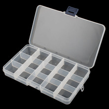 15 Grids Jewelry Storage Box Holder Organizer Container Women Earrings Necklace Box  #22870