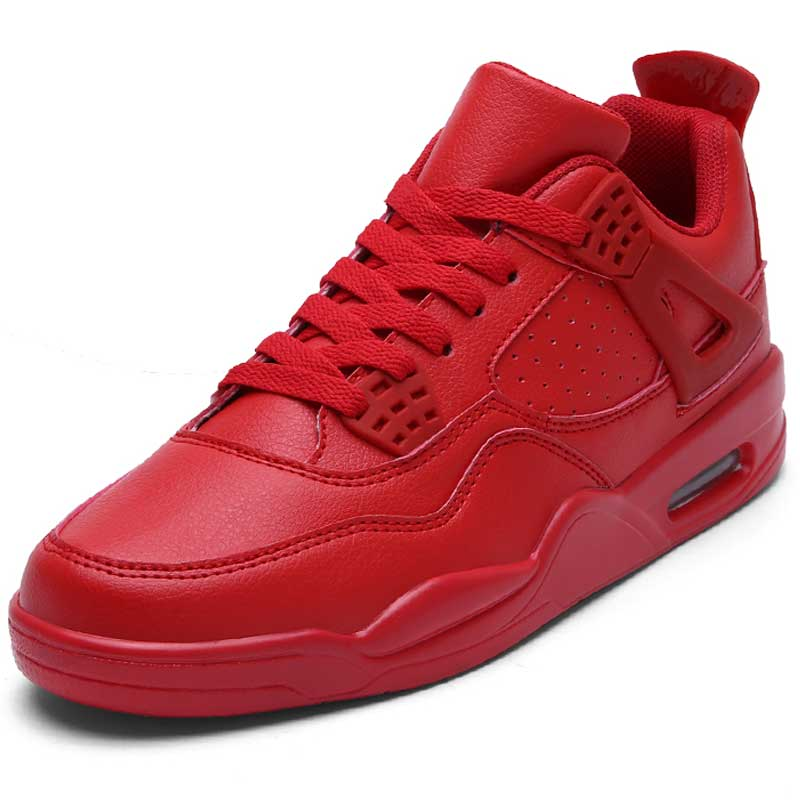 Men Basketball Shoes Air Cushioning Breathable Athletic Shoes Women Basket Femme Mens Sport Sneakers Zapatos Hombre Red Bottom(China (Mainland))