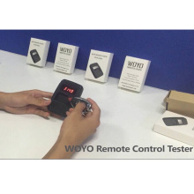 10pcs a lot WOYO Remote Control Tester Tools Car IR Infrared (Frequency Range 10-1000MHZ) Car Key Frequency Tester