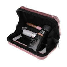 b604e5d11c27 Mini Makeup Case Lady Luggage Cosmetic Handbag Pouch Toiletry Organizer Bag (China)