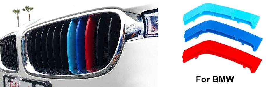 Kit de escobillas para limpiaparabrisas de la serie 3 Gran Turismo 2013 en adelante F34