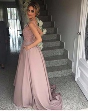 Simple Pink Peach A Line Bridesmaid Dresses 2016 V Neck Pleats Beaded Cheap Maid of Honor Wedding Party Gowns BR62