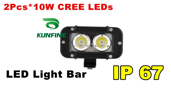 9~70V/20W LED Driving light LED work Light Bar led offroad light with Cree LED for Truck Trailer SUV technical vehicle ATV Boat<br><br>Aliexpress