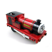electric red Rheneas Thomas and friend Trackmaster motorized train engine Children child present children's toys plastic