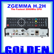 3PCS Zgemma STAR H.2H Satellite Receiver DVB-S2 S2 Hybrid DVB-T2/C T2 Set Top Box Linux DMIPS CPU PROCESSOR high quality dvb