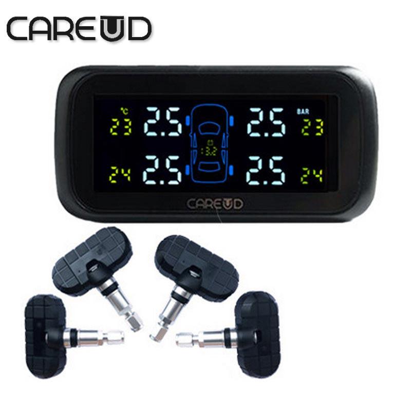 careud u903  4 internal sensors replaceable battery PSI/BAR diagnostic tool tpms car diagnostic tool diagnostic-tool<br><br>Aliexpress