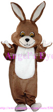 High Quality Brown Easter Bunny Rabbit Mascot Costume Factory Direct Wholesale New Popular Easter Bunny Costumes SW1475