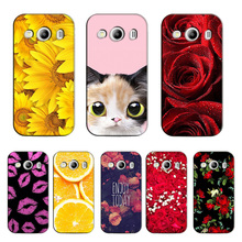 Fashion Cartoon Case for Samsung Galaxy Ace Style Lte G357 Printing Cover Protective Phone Case for Samsung Galaxy Ace 4 G357FZ(China)