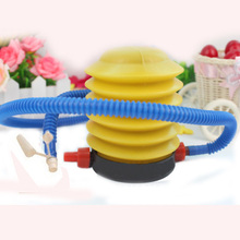Foot ball pump New material High quality balloons foot inflator air pump birthday party wedding holiday party supplies